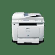 Epson Workforce AcuLaser AL-MX200DNF+DP4120205 (4in1) B/W Printer