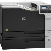 HP Enterprise M750n Color A4/A3 (A3) LaserJet Printer