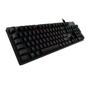 Keyboard English Logitech G512 CARBON (TACTILE) RGB Mechanical Gaming (920-008763)