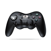Game pad Logitech Cordless Precision Controller for-PS3 (940-000020)