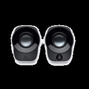 Speaker Logitech Stereo Z120 – Black & White – AU