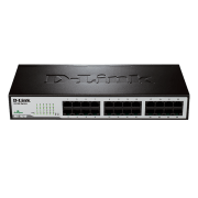 Switch Hub 24 Ports D-Link Ethernet 10-100 DES-1024D